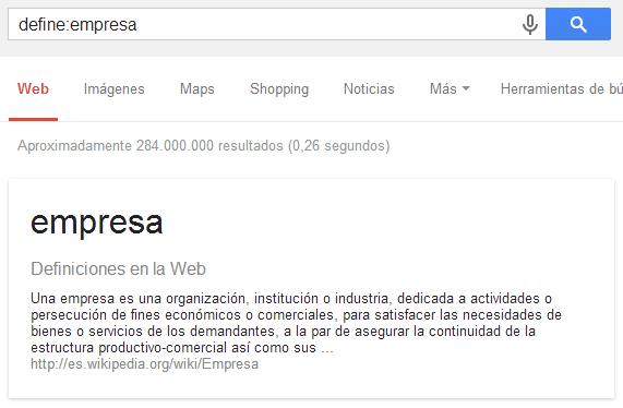 Google - Definición