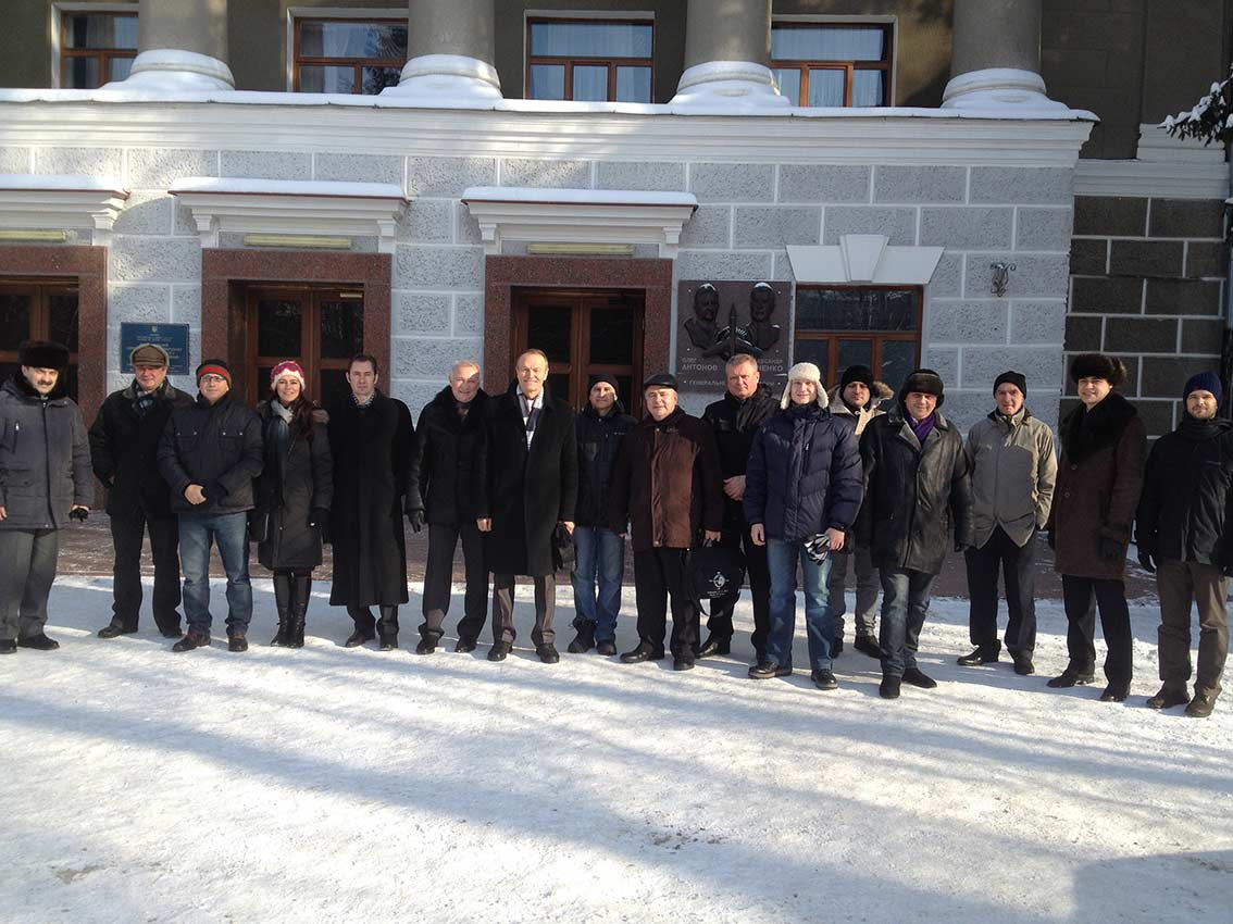 Kick-off meeting Cabriolet Ucrania 26012014