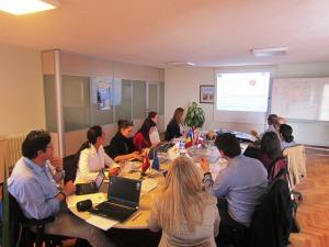 Second  project meeting Ankara