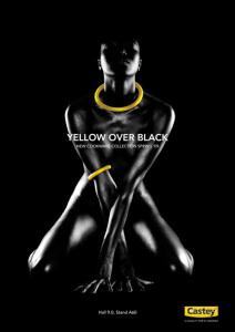 anuncio color negro