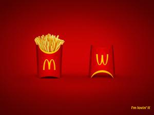 anuncio rojo