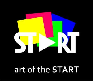 StArt Project Logo designed by Inercia Digital