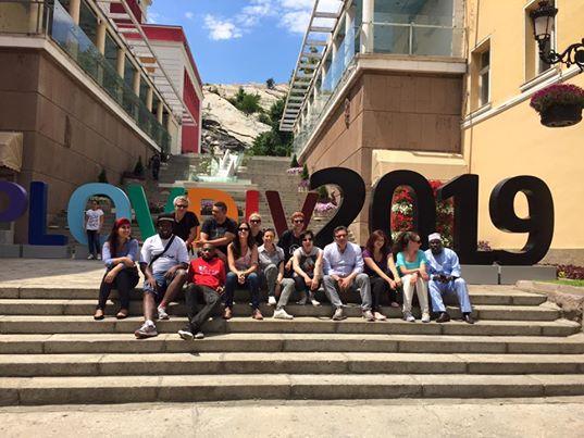Plovdiv, Bulgaria. 06/2015