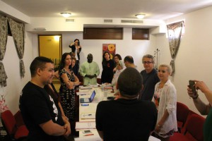 Sofia, Bulgaria. Meeting 2 CooperActive Project 06.2015