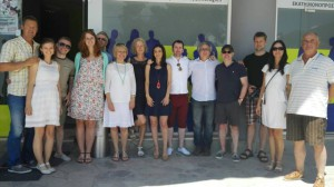 Final meeting Start Project in Greece