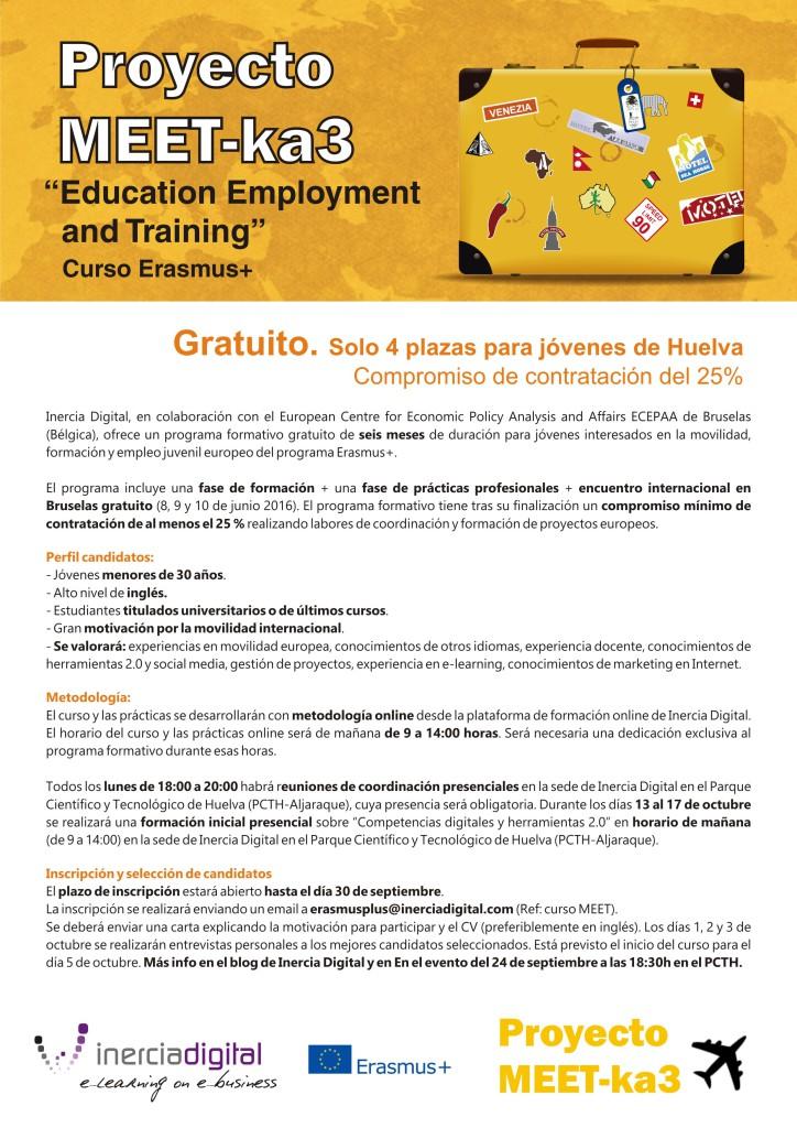 Proyecto MEETka3 info blog