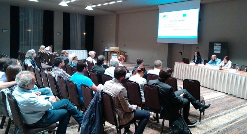e-Emporio Project Conference in Alexandroupoli 28092015
