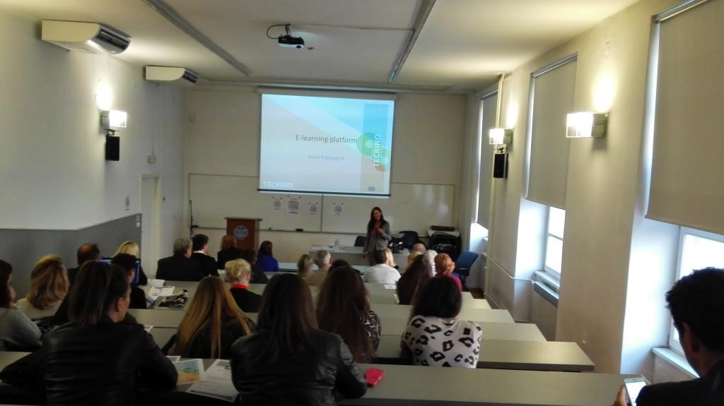Final Conference Tecrino Project. Zagreb