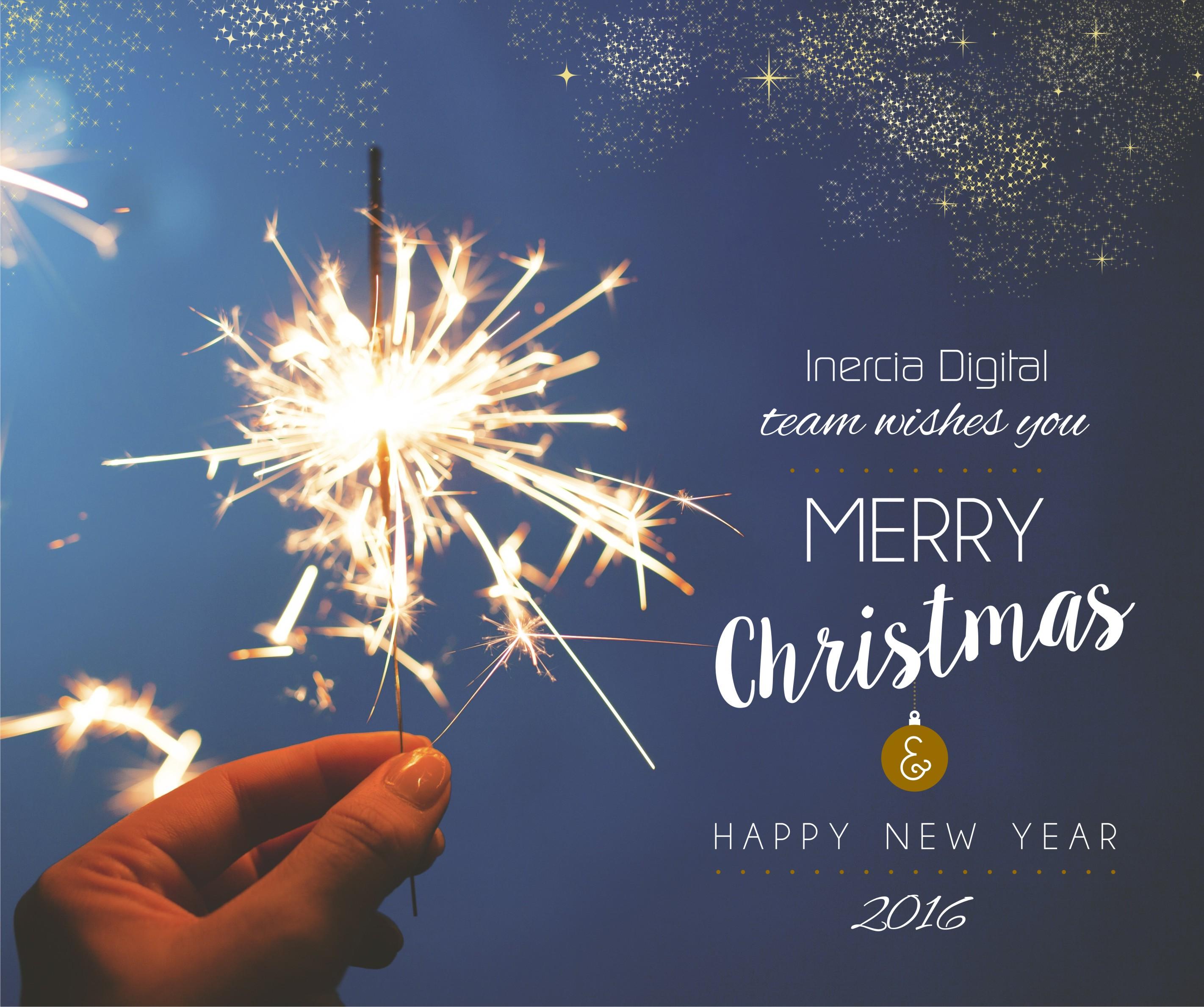Inercia Digital feliz navidad 2016